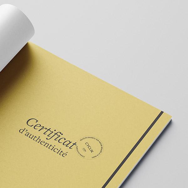 Identité visuelle Cognac par Matthieu Coin