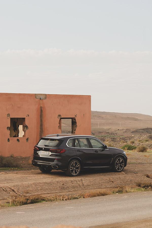 Le BMW X5M par Matthieu Coin