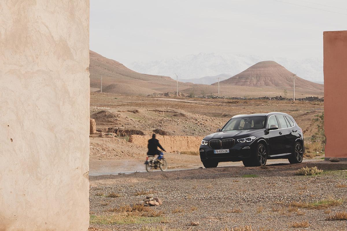 Le BMW X5 par Matthieu Coin