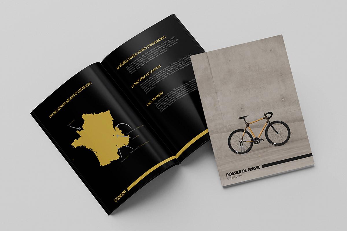 Identité visuelle Lyon par Matthieu Coin