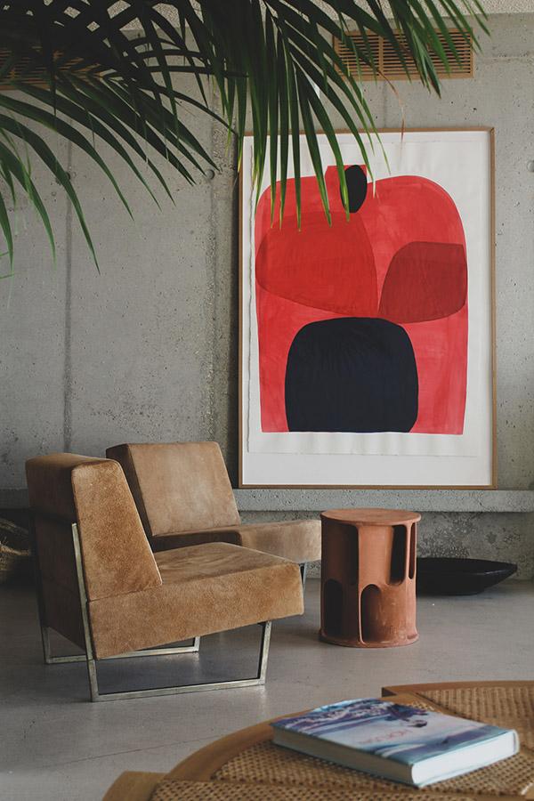 Hôtel Les Roches Rouges par Matthieu Coin