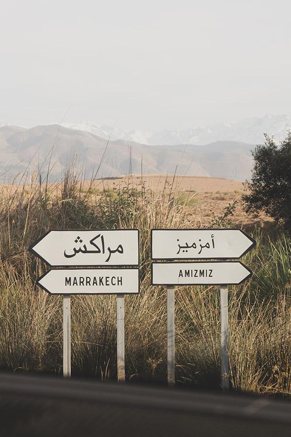 Marrakech par Matthieu Coin