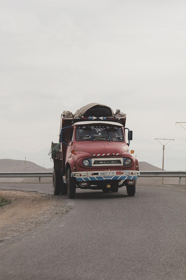 Morocco par Matthieu Coin