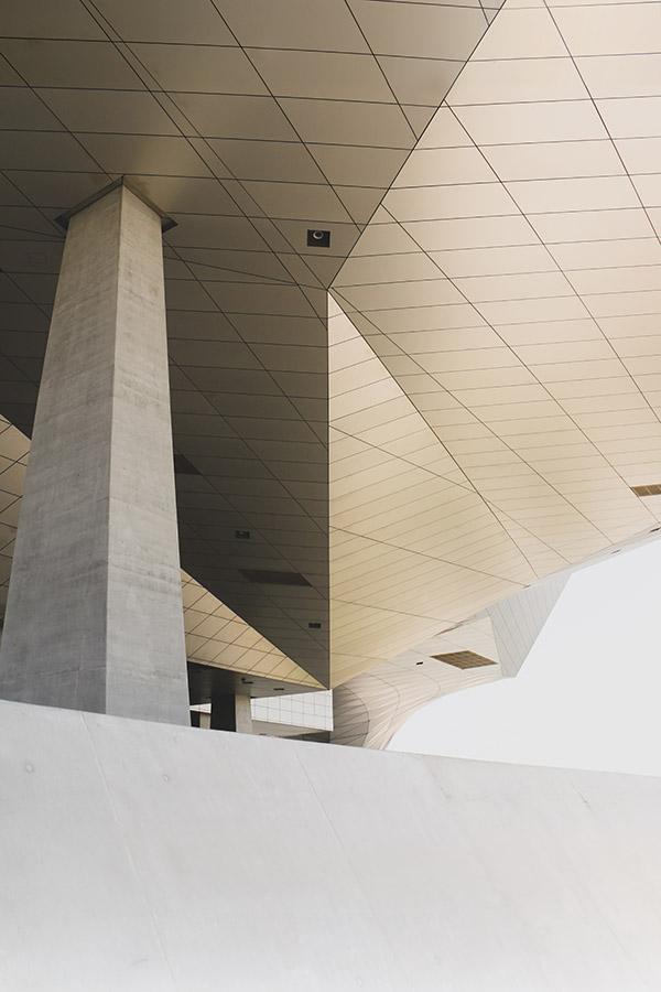 Musée des Confluences par Matthieu Coin