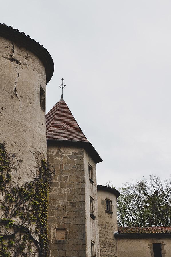 Photographie chateau par Matthieu Coin