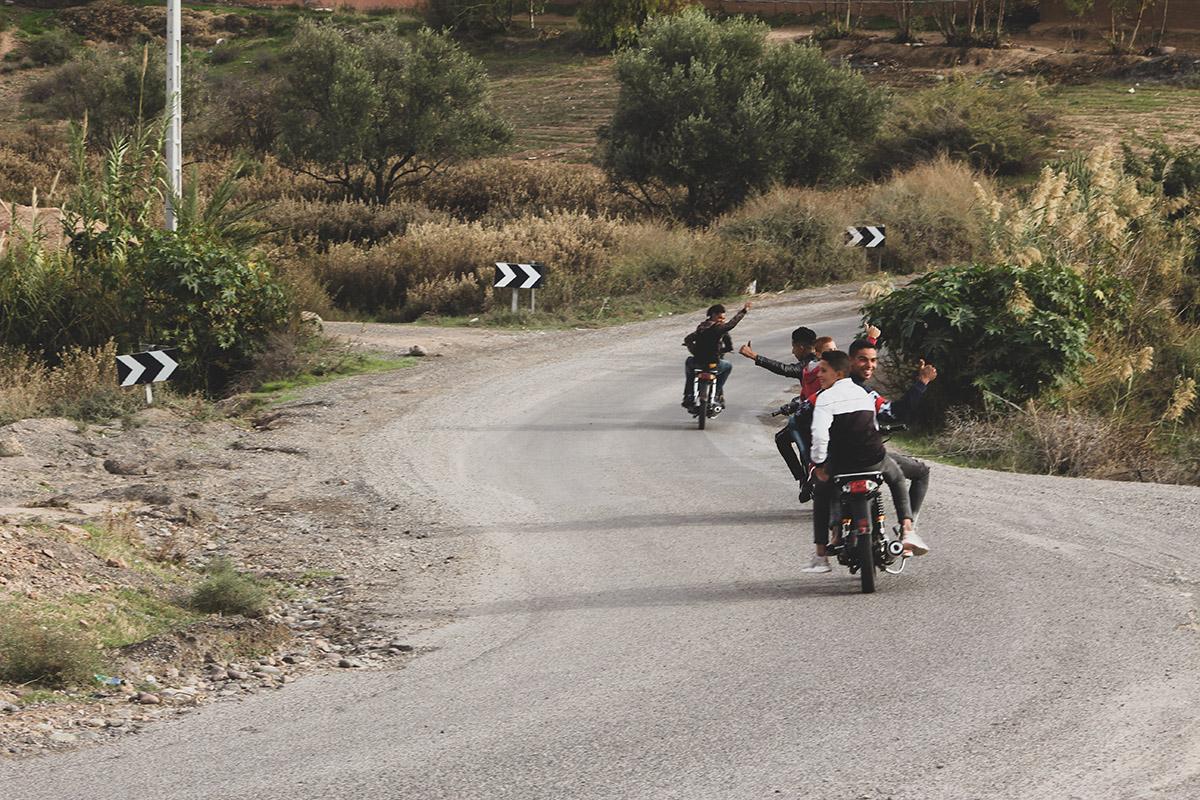 Photographie Maroc par Matthieu Coin