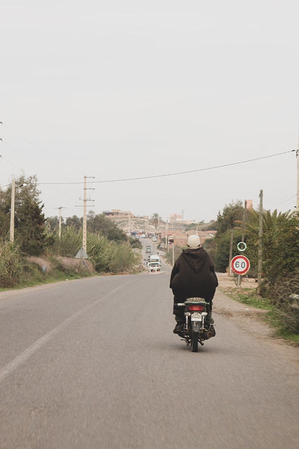 Roadtrip photographie automobile au Maroc par Matthieu Coin